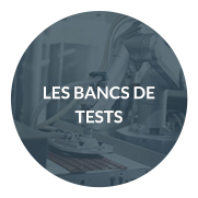 Les bancs de tests